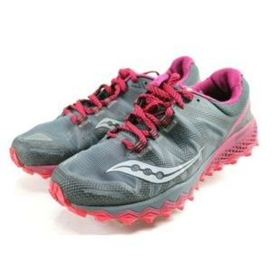 Saucony Peregrine 7 Women's  Running Shoes Size 11
